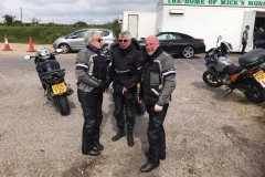 April ride to Portsdown and Loomies