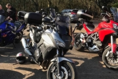 Feb Ride to AV8 Cafe