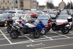 the bikes at cirencester