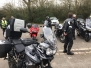 March ride out round the Cotswolds