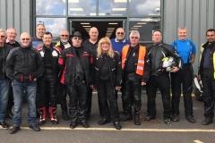May 2019 Abingdon Blade Test Ride