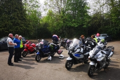 May 2019 Ride to Bus Museum