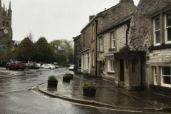 14th Centrury buildings in Tideswell
