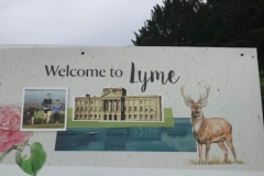 Lyme house poster