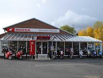 Blade Honda Motorcycles Abingdon