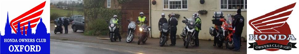 Honda Owners Club (Oxford Branch)